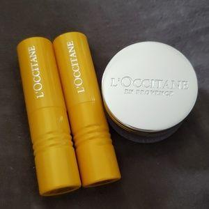 L'OCCITANE Makeup - L'occitane Lip Balm & Tint Bundle